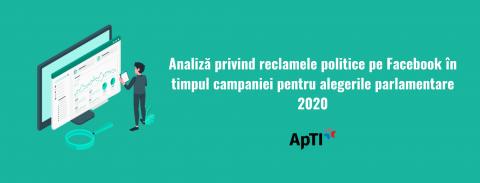 Analiza ApTI campanie parlamentare