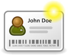 ID Card John Doe