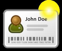 ID Card John Doe