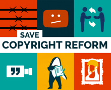 Save Copyright Reform